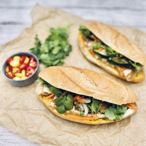 Das beste vegane Bánh mì Rezept der Welt